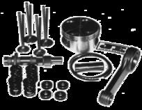 Motor-Teile von ABP-Racing