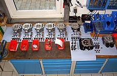 Zylinderkopfbearbeitung von ABP-Racing