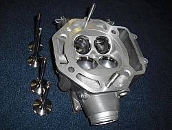 Zylinderkopf KTM LC4